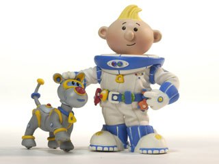 Halifax primarily produces preschool programming, including Discovery Kids' Lunar Jim. © 2005, CBC. All rights reserved.