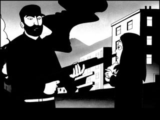 Has anyone out there not in L.A. or N.Y. -- anyone -- seen Persepolis? Sometimes an Oscar nom just isn't enough. Courtesy of Sony Pictures Classics Inc. © 2007/ 2.4.7. Films. All Rights Reserved.