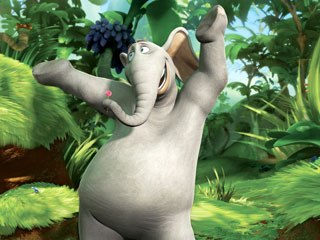 Extensive reworking of Blue Sky's character rigging software was required to accommodate the wacky poses of the characters in Horton Hears a Who! Photo credit for all images: Blue Sky Studios.