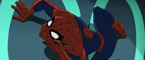 The newest incarnation of the web-slinging hero harkens back to Spidey's angst-ridden teen years. All images © 2007 Adelaide Productions, Inc. All rights reserved.