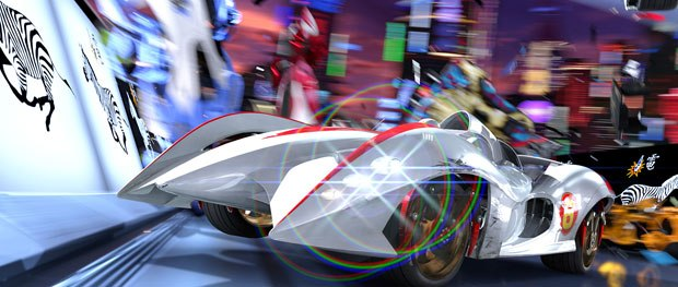 Speed Racer offers a new kind of digital cinema experience called