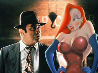 It's 20 years later… where's the sequel to Who Framed Roger Rabbit? © Buena Vista Home Ent. Inc. All rights reserved.