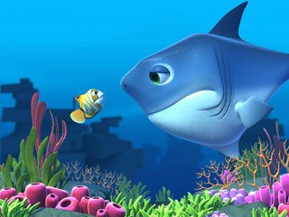Triggerfish is the lead animation provider for Takalani Sesame, the African version of Sesame Street. Fish are Friends (above) is a short clip commissioned for the show. © Sesame Workshop. Courtesy of Triggerfish.