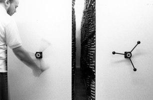 Opening the doors to the vault. Photo © Cinémathèque Québécoise.