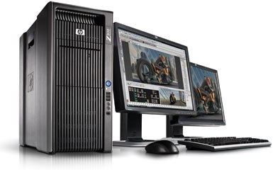The HP Z800 Workstation Review: A First Look | Animation World Network
