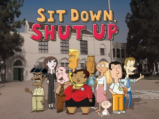 Sit Down, Shut Up' Stands Out | Animation World Network