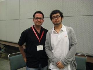 Okazaki and I