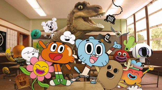 'The Amazing World of Gumball'