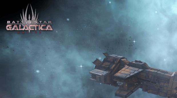 'Battlestar Galactica Online'