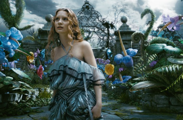 What wonders are in store in Tim Burton's Alice in Wonderland.