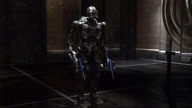 The genesis of the Cylons is at the heart of Caprica and NewTek's LightWave 3D package is the primary tool of choice. All images courtesy of NBC Universal and Syfy.