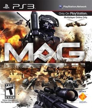 MAG - PS3