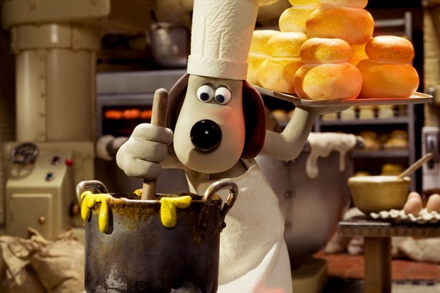 For the first time, Wallace & Gromit were filmed with digital cameras, and the experience was a revelation to Park and his Aardman crew.