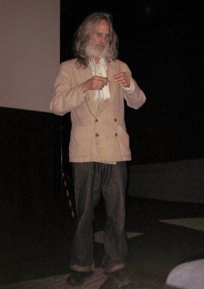 Bruce Bickford doing Q &