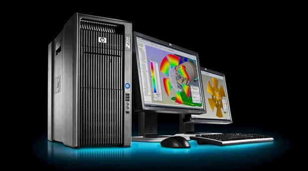 The HP Z800 Workstation Review: A Refresh | Animation World