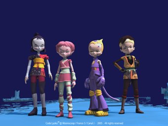 Moonscoop Scores New Licensing Deals In Spain For Code Lyoko