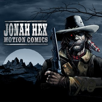 Depth, stylization and particle additions are achieved with After Effects on the Jonah Hex Motion Comics series. All images courtesy of Warner Premiere.
