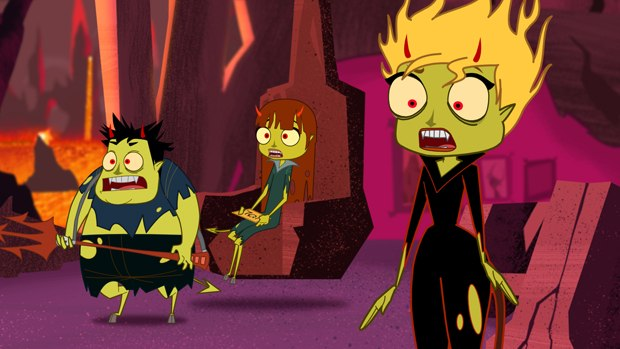 How do you make demons likable? All images from 20th Century Fox TV and DreamWorks Animation.