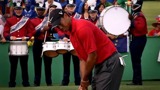 Electronic Arts' Tiger Woods PGA Tour 11