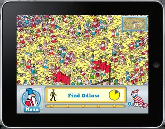 Where's Waldo? The Fantastic Journey for iPad