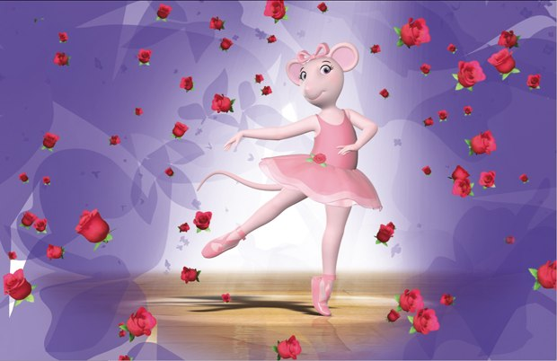 Angelina Ballerina – The Next Steps