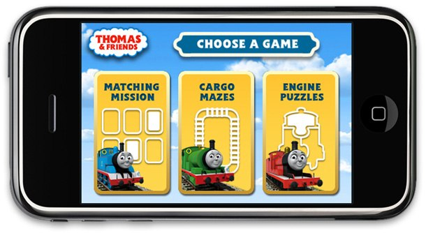 Thomas and Friends App