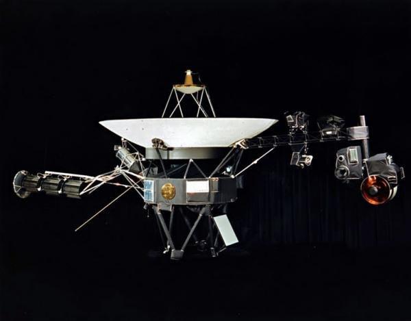 Voyager 1 - NASA Public Domain image