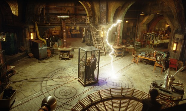 Bringing Vfx Magic To The Sorcerer S Apprentice