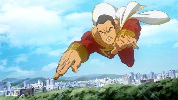 Captain Marvel flies to Blu-ray/DVD.