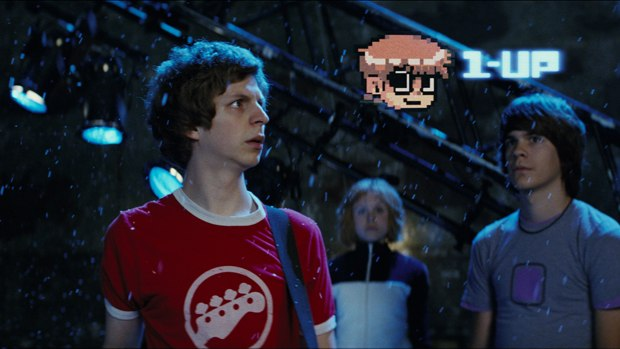 The visual effects artists on Scott Pilgrim get a 1-Up for balancing the stylized world and reality. All images courtesy of Double Negative unless otherwise noted.