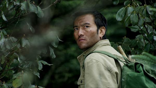 """Scene from """"Zou Shan Ren"""" (2010); image courtesy of Hong Place Vision"""