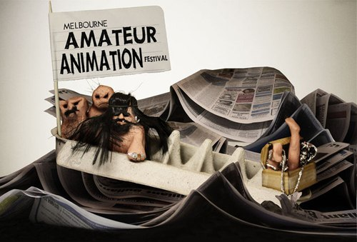 """We moved to Australia back in June of this year, with some inclination that there was a lot of animation activity in the city of Melbourne. We knew that Adam Elliot (the director of Mary and Max and the Academy Award-winning Harvey Krumpet) had a studio in the city, and that young gun Darcy Prendergast was in here too. Of course the festival was on our radar too. We didn't know much beyond that. Since arriving, things haven't stopped; we've been really pleasantly surprised! There is a constant flow of design and animation-related events happening here, and tomorrow night, the Melbourne Amateur Animation Festival kicks off!Immediately after arriving on June 15th we had the honor and pleasure to work as Judges for the Melbourne International Animation Festival (www.miaf.net). Malcolm Turner was a brilliant host and we had the opportunity to see the full selection of films screened at the festival. Being a judge also compensated for the fact that we had missed Annecy Animation Festival. We selected, along with our co-judge Andrew Hagan, """"In the Air"""", by Estonian filmmaker Martinus Klemet. It's a really fantastic film and we hope that it continues to get plenty of exposure. We're setting up our studio now in a fantastic deco building in the centre of the city, and have recently completed our company website (www.pachinkopictures.com). We're really diving headfirst into the Australian Animation Scene!There is an incredible diversity of animation activity in the city, from production through to festivals and education. There are a large number of graphic design companies here in Melbourne, and the city is truly driven by a creative engine. Those same companies are moving into the area of animation and motion graphics, and so you tend to see a lot of animation coming from many different angles. While Sydney claims to be the heart of """"commercial"""" animation, Melbourne seems to be the city with the creative edge in Australia. We're going to maintain a regular account of the a"""