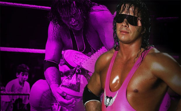Bret The Hitman Hart Will Be In Wwe Smackdown Vs Raw 2011 Animation World Network