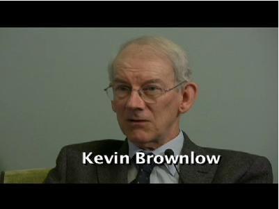 Kevin Brownlow