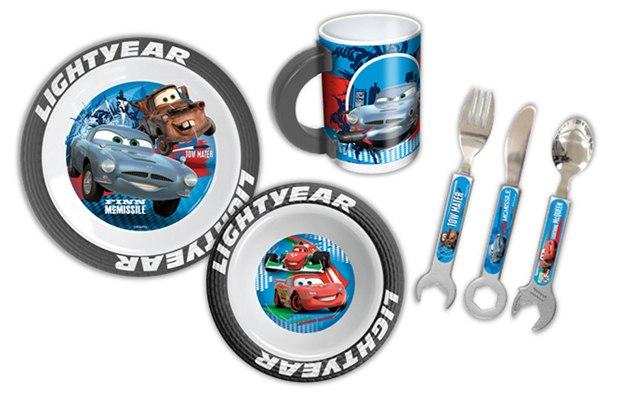 Cars 2 houseware