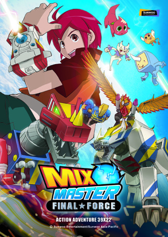 Mix Master Final Force
