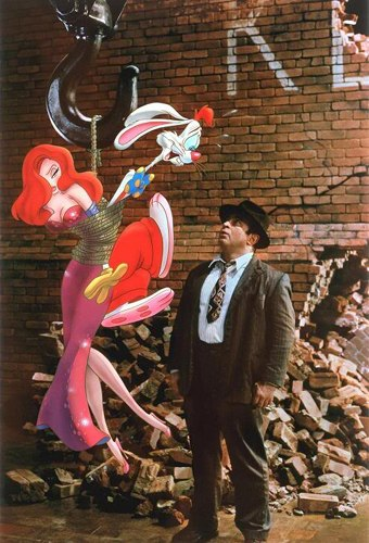 Roger Rabbit is a great place to start to understand