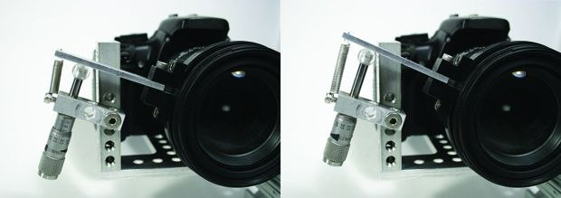 [Figure 4.13] Focus puller designed by Brett Foxwell. ([c] Brett Foxwell.)