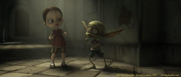 Visual development for the movie Ana. Courtesy of Lo Coloco.