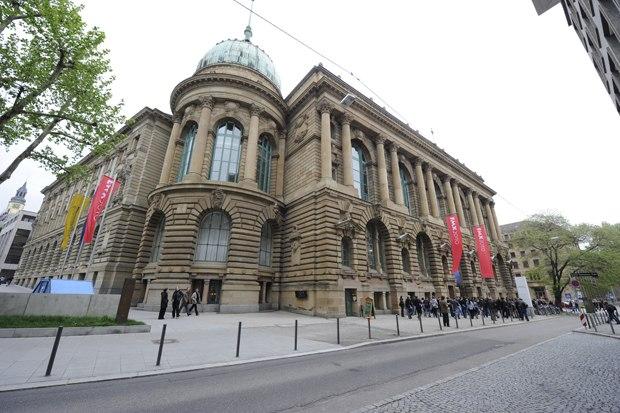 FMX opens at the Haus der Wirtschaft Center of Commerce.