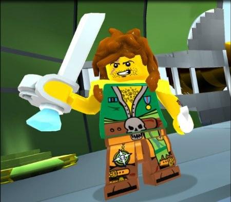 Screenshot from Lego Universe