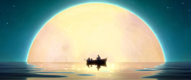La Luna combines the personal with the fantastic. © Disney/Pixar.