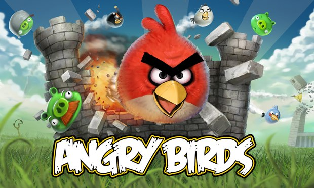 Rovio wants to make Angry Birds bigger than Mickey Mouse.