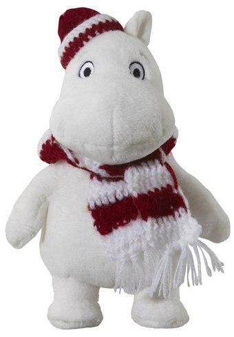 Moomin plush toy