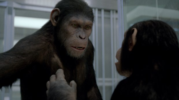 Rise of the Planet of the Apes is one of the highly anticipated vfx flicks of the summer.