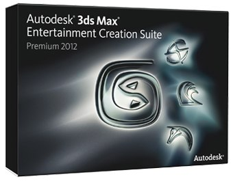 Autodesk 3ds Max Entertainment Creation Suite Premium
