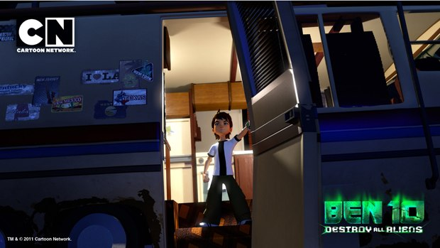 Ben 10 Set to Hero Up in First CG Movie | Animation World