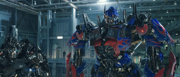 Optimus Prime declined to be interviewed for this article. All images © 2011 - Paramount Pictures.