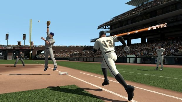 Screenshot from MLB 2K11