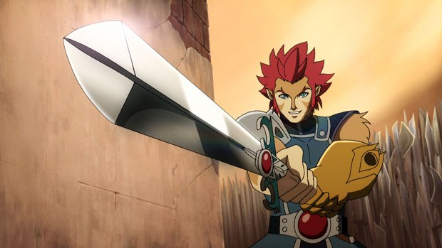 Thundercats are back! All images courtesy of Warner Bros. Animation.